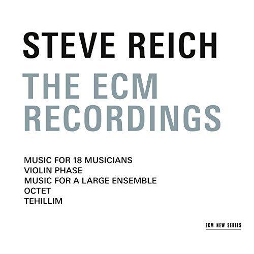 Reich Steve - Ecm Recordings the [CD]