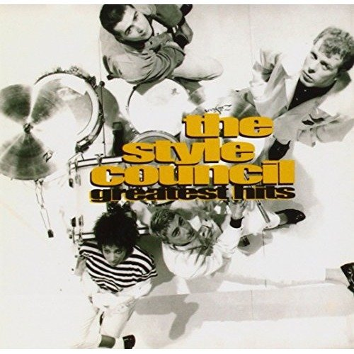 The Style Council - Greatest Hits [CD]
