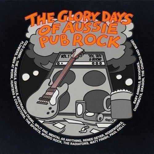 The Glory Days of Aussie Pub Rock Vol.1 [CD]