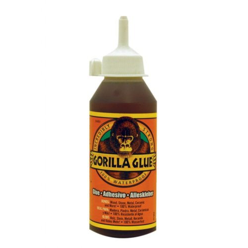 250ml Waterproof Gorilla Glue - Super Wood Adhesive Range Epoxy Full -  glue gorilla super 250ml wood adhesive waterproof range epoxy full