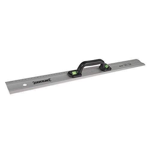 Silverline Marking Level 900mm - 571509 Aluminium Rule Ruler -  marking level 900mm silverline 571509 aluminium rule ruler