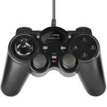 SpeedLink SL-6515-BK ThunderStrike USB Gamepad - Black