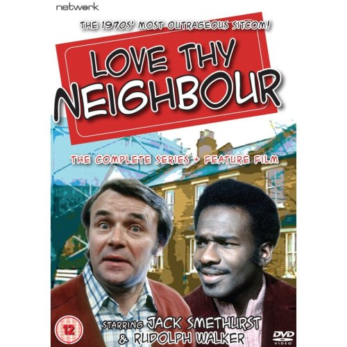 Love Thy Neighbour Series 1 to 7 Complete Collection DVD [2016]