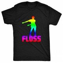 8TN Floss Dance Womens T Shirt