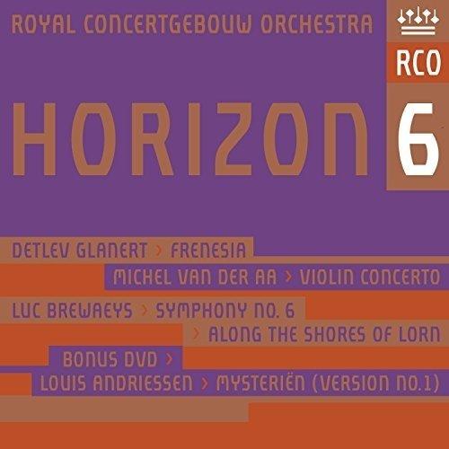 Royal Concertgebouw Orchestra - Horizon 6 [CD]