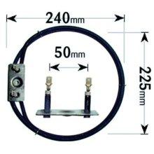 Fan Oven Element Fits Belling Classic/ Format/ Finesse, 2250 Watt
