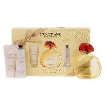 L'Occitane En Provence 90ml Terre De Lumiere Eau De Parfum Gift Set