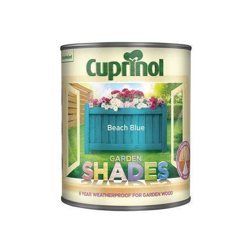 Cuprinol 5159073 Garden Shades Beach Blue 1 Litre