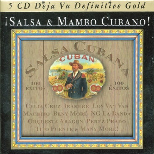 Salsa and Mambo Cubano! - Salsa and Mambo Cubano! [CD]