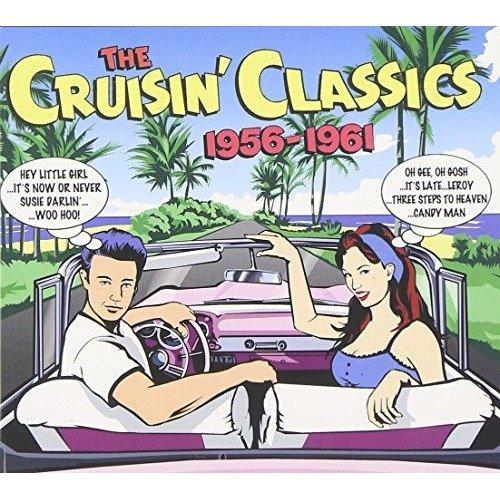 Cruisin Classics 1956-1961 Box Set Audio Cd Various Artists