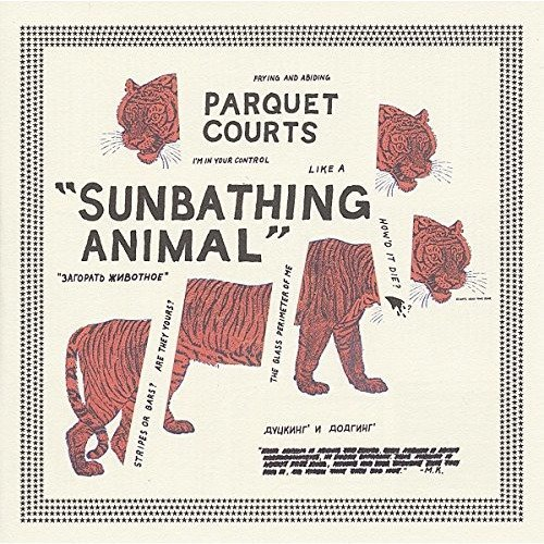 Parquet Courts - Sunbathing Animal [CD]