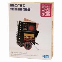 Secret Messages - Spy Science - Science Museum Children's Creative Set
