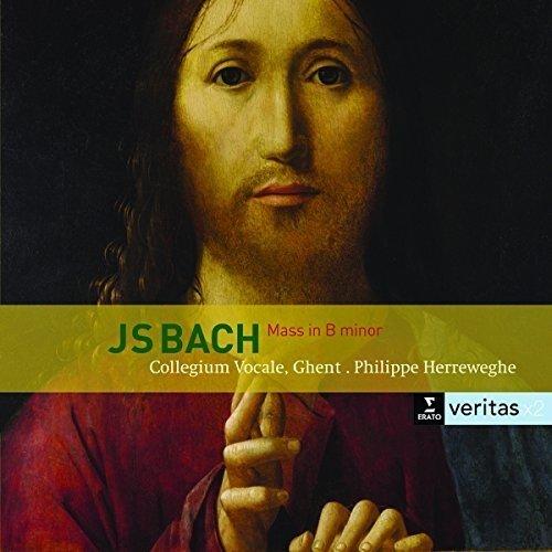 Philippe Herreweghe - Bach: Mass in B Minor [CD]