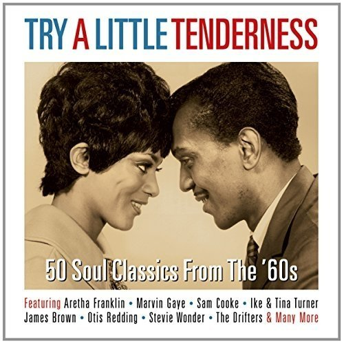 Try a Little Tenderness [CD]