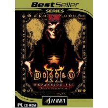 Diablo II - Lord of Destruction Expansion Pack (Mac/PC CD) - Used