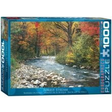 1000pc Eurographics Forest Stream Jigsaw Puzzle