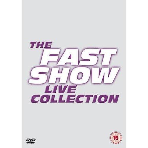 The Fast Show - Live Farewell Tour Box Set DVD [2006]