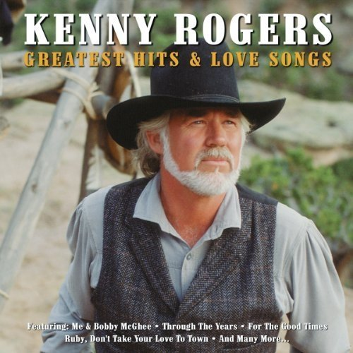 Kenny Rogers - Greatest Hits and Love Songs [CD]