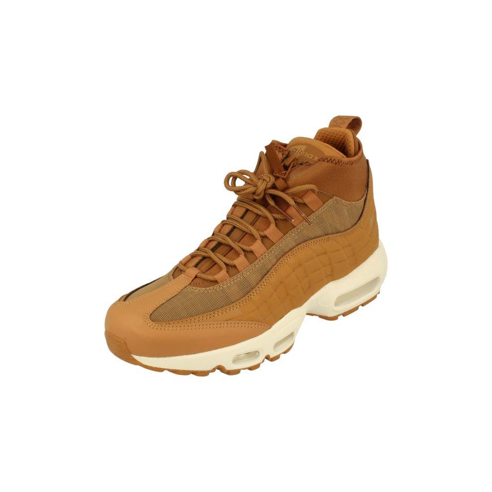 (7.5) Nike Air Max 95 Sneakerboot Mens Hi Top Trainers 806809 Sneakers Shoes