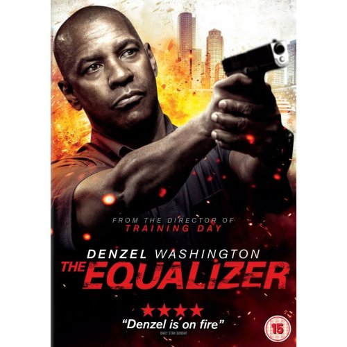 The Equalizer DVD [2015]