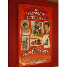 Complete Catalogue of British Cigarette Cards 1983 - Used