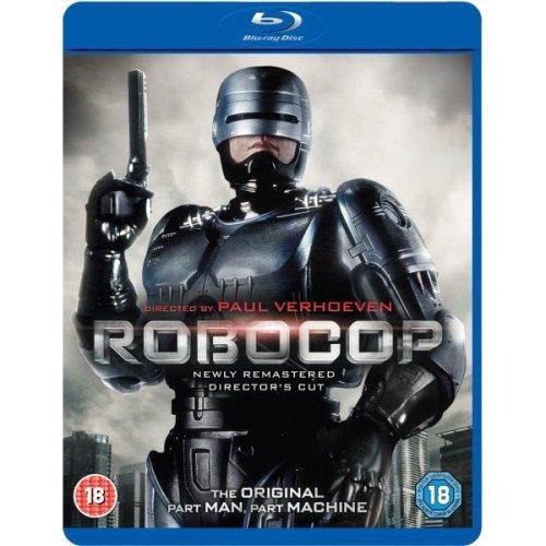 Robocop Blu-Ray [2014] - Used