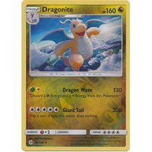 Dragonite - 96/149 - Holo Rare - Reverse Holo - Pokemon Sun & Moon