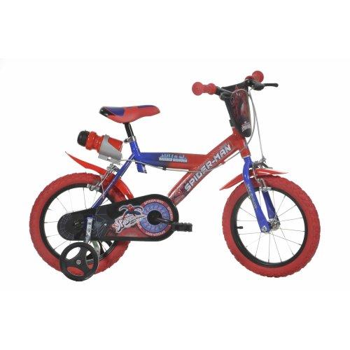 """Spiderman 14"""" Bicycle"""