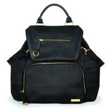 Skip Hop Chelsea Backpack Changing Bag - Black
