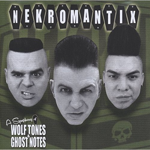 Nekromantix - a Symphony of Wolf Tones and Gho [CD]