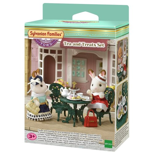 Sylvanian Families Tea and Treats Playset