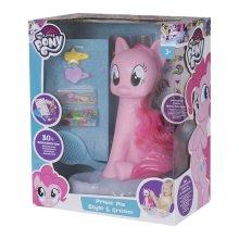 My Little Pony Pinkie Pie Style and Groom Pony Doll
