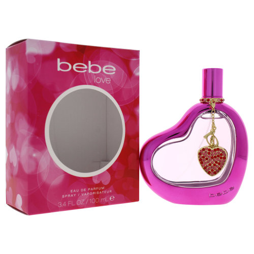 Bebe Bebe Love - 3.4 oz EDP Spray