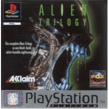 Sony Playstation - Alien Trilogy (PS) - Used