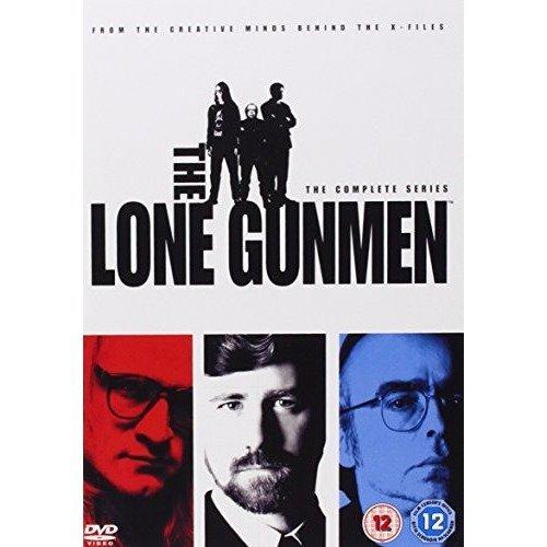 The Lone Gunmen - The Complete Series DVD [2006]