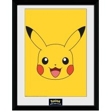 Pokemon Pikachus Collector Print