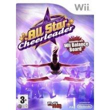 All Star Cheerleader Game Nintendo Wii Game - Used