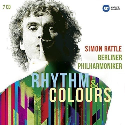 Berliner Philharmoniker - Rhythm and Colour [CD]