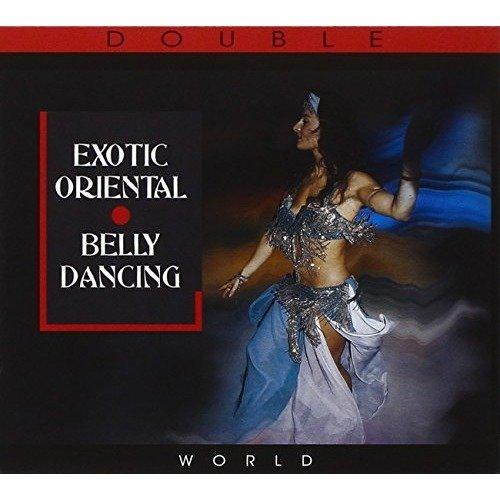 Lorchestre De Danse Orientale - Exotic Oriental Belly Dancing [CD]