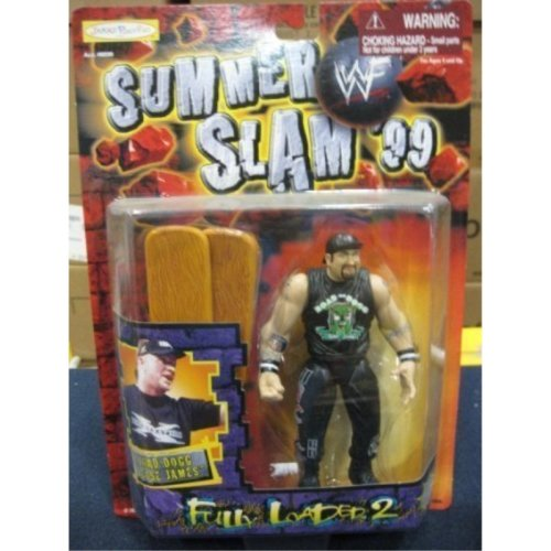 "Road Dogg WWF WWE Summer Slam /""99 Fully Loaded 2 Action Figure Jakks Pacific"