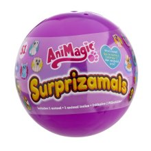 Animagic Surprizamals Series 4 S4 Animal Soft Toy