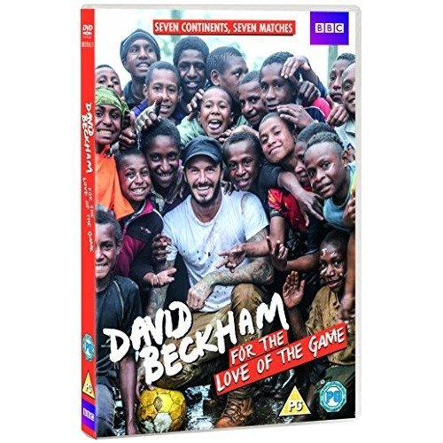David Beckham - For The Love Of The Game DVD [2016]