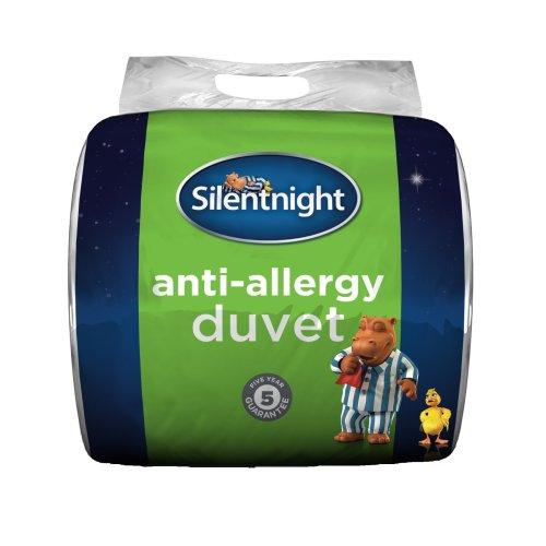 Silentnight Anti Allergy Duvet, 4.5 Tog - King