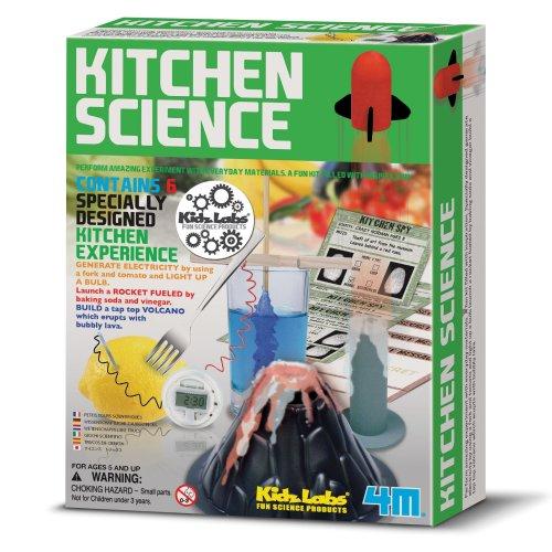 Kidz Labs Kitchen Science Kit