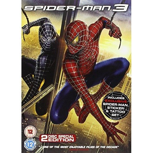 Spider-man 3 (Spiderman 3) - 2 Disc Special Edition [DVD] [2007]