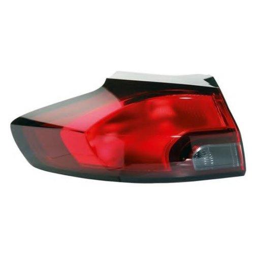 Vauxhall Zafira Tourer 2011-2015 Rear Tail Light Lamp Passenger Side N/s
