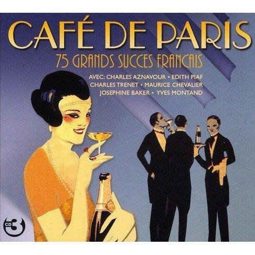 Cafe De Paris [CD]