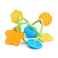 Green Toys Baby Newborn Twist Teether Toy
