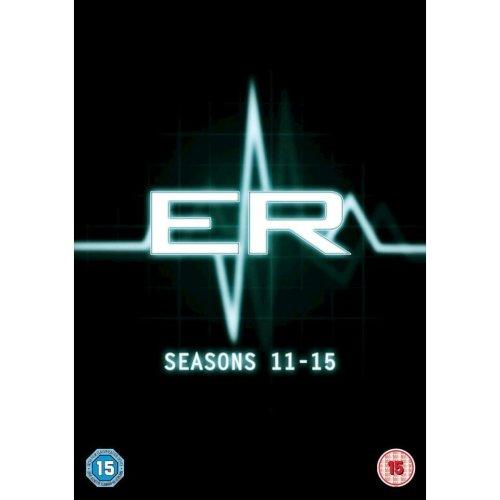 ER Seasons 11 to 15 DVD [2016]