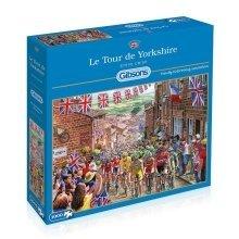 Le Tour De Yorkshire (1000 pieces)